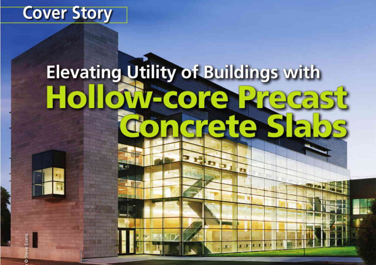 Hollow-Core Precast