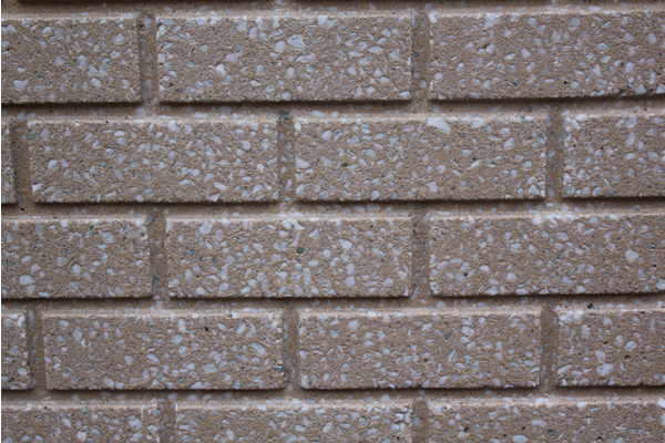 Beige brick pattern