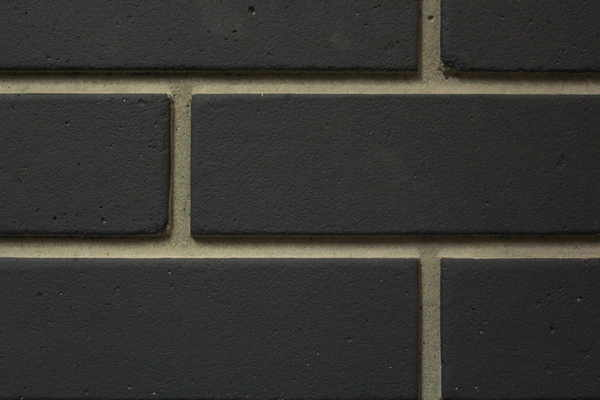 Black brick pattern